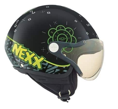 sx 60 kid de la marque nexx casque moto jet enfant
