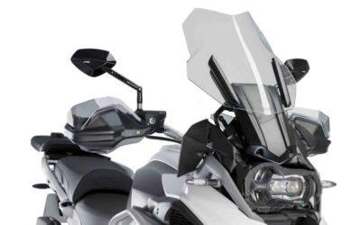 Comment enlever des rayures sur une bulle de moto ?