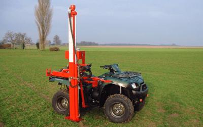 Quel quad pour l'agriculture ?
