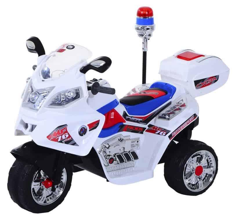 mini moto policier