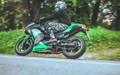 Moto, scooter : la garantie personnelle du conducteur