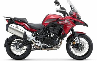 Les nouveautés moto 2021 de la marque Benelli