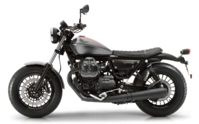 La marque Moto Guzzi lance une nouveauté néo-rétro 2021 : la V9