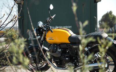 Quelle assurance choisir pour une moto d'occasion