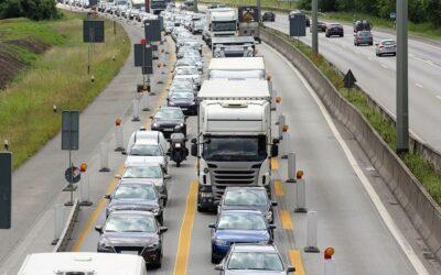 L'interdiction de la circulation interfiles pour les deux-roues