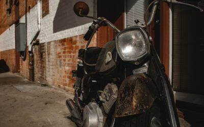 Comment faire suite à une dégradation de ma moto ?