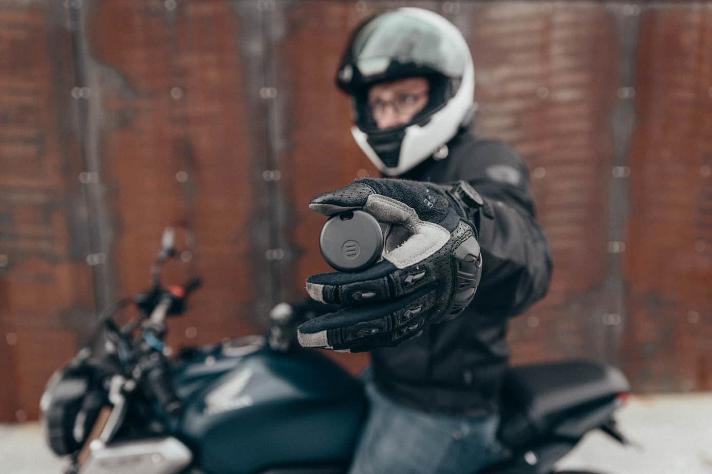 cle de gps moto