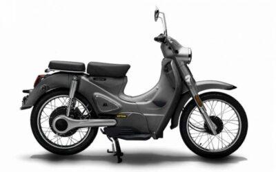 Nouveauté scooter électrique rétro chez Motron : le Cupertino