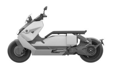 Le lancement du scooter électrique BMW CE 04 semble être en approche