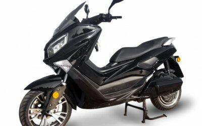 Easy-Watts propose un nouveau scooter électrique sportif : l'e-Trax