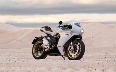 Nouveauté MV Agusta : la moto sportive Superveloce S