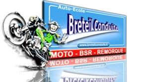 Moto-école Breteil Conduite