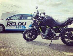 Moto-école Relou Conduite