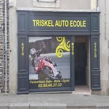 Moto-école Triskell