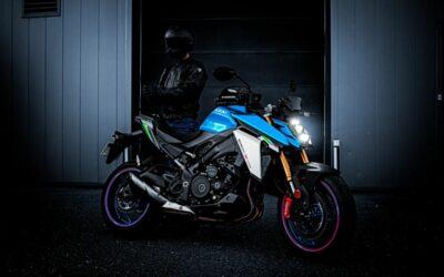 Nouveauté Suzuki : la GSX-S1000 2021