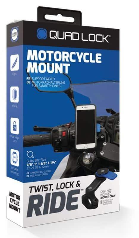 support telephone moto et quadquadlock