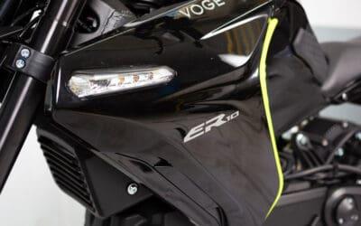La moto électrique ER-10 de Voge arrive très bientôt