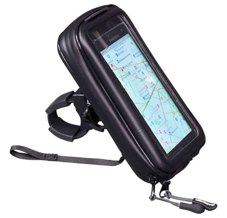 sacoche téléphone moto bagster