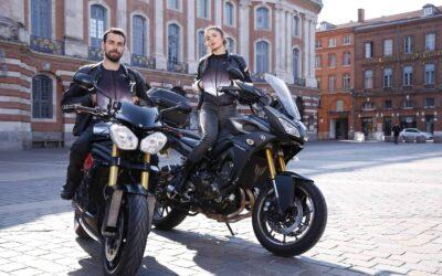 Nouveauté veste moto : Le gilet chauffant et rafraîchissant Chill Ride