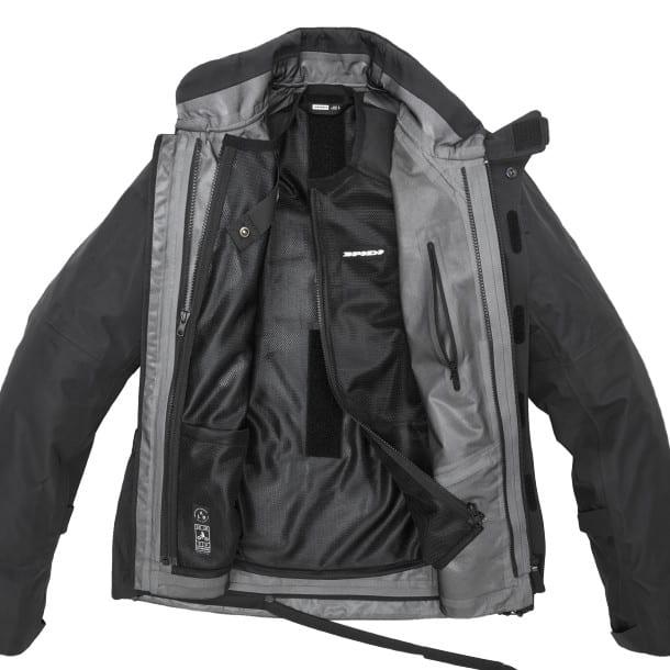 La marque Spidi lance une nouvelle veste moto : la Vision Light