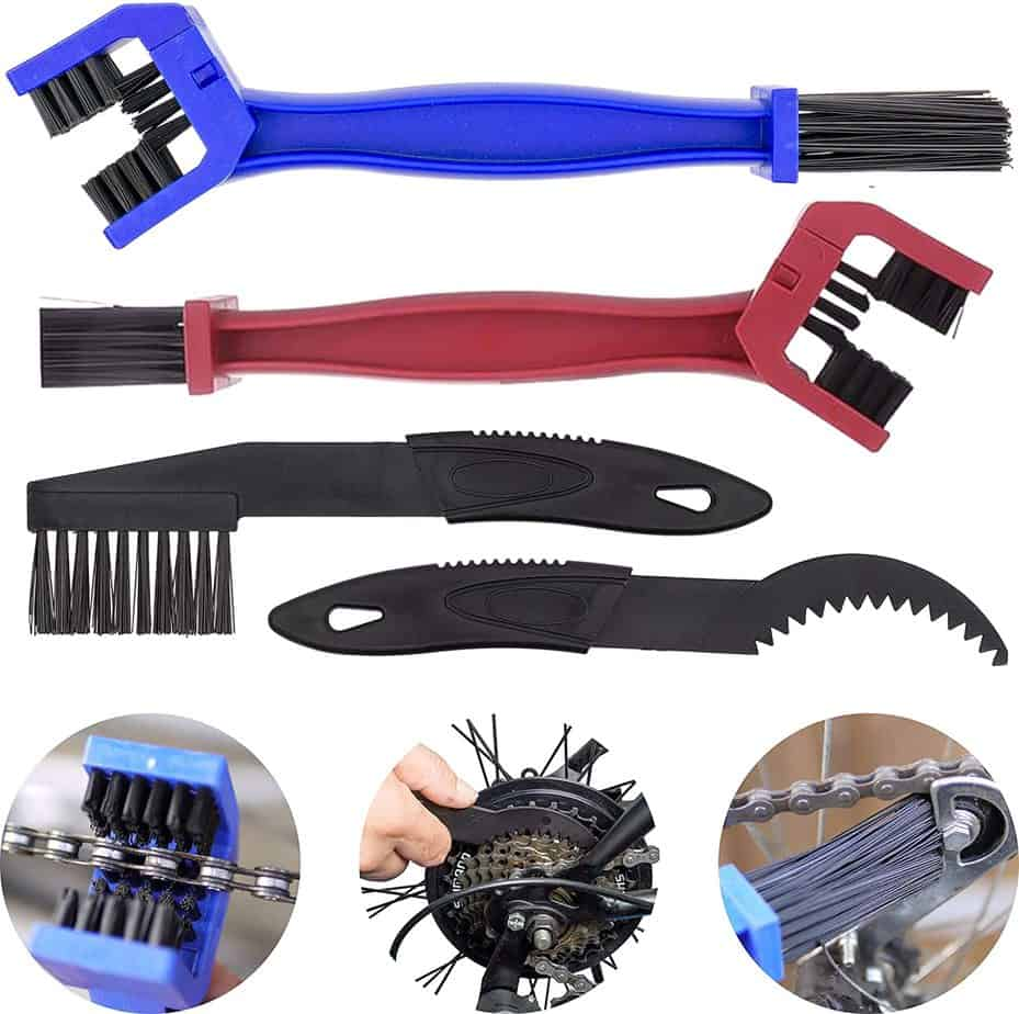 4 brosses de chaine moto Your Day Made