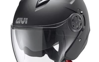 Nouveauté chez Givi : Le casque jet 12.3 Stratos