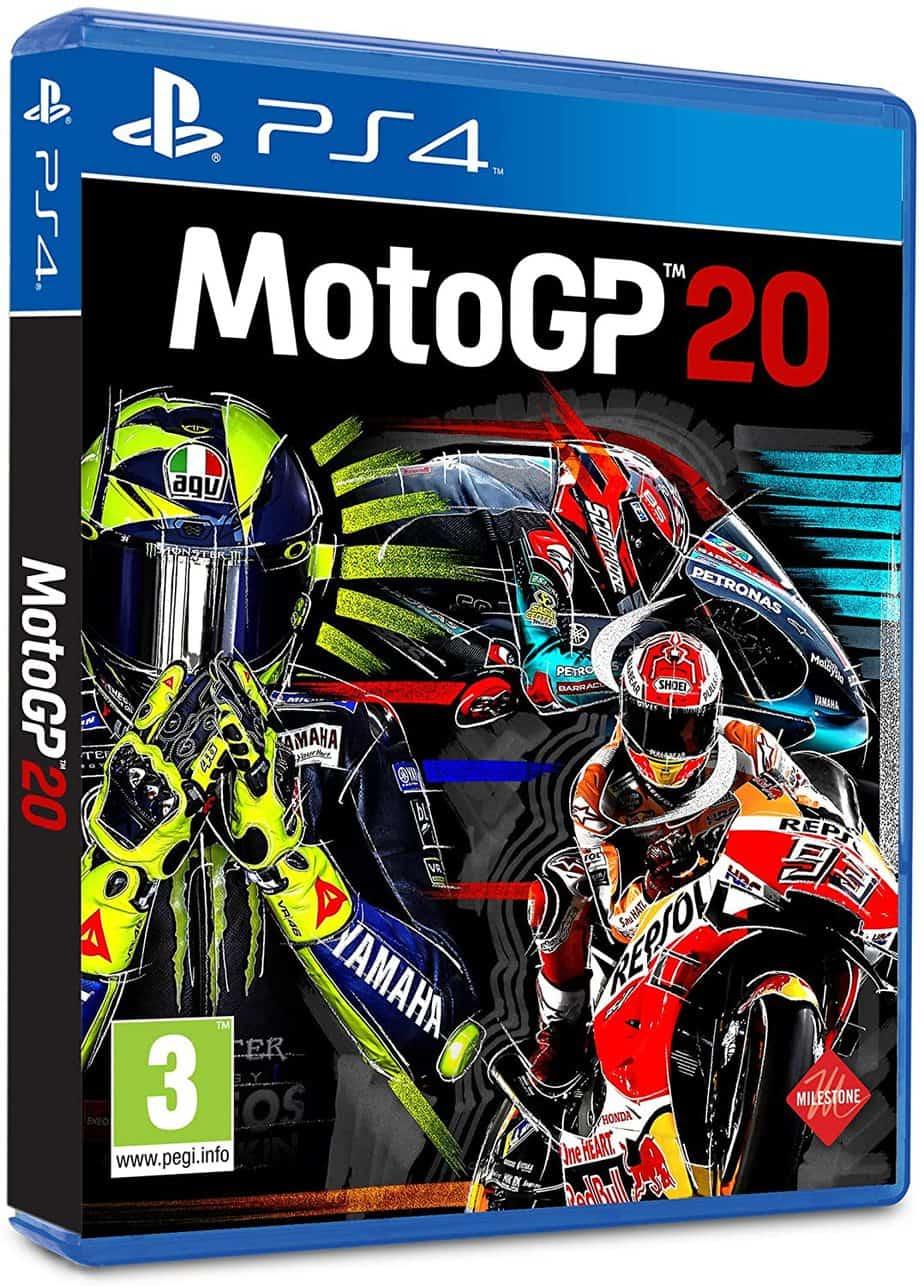 Le jeu vidéo moto MotoGP 20