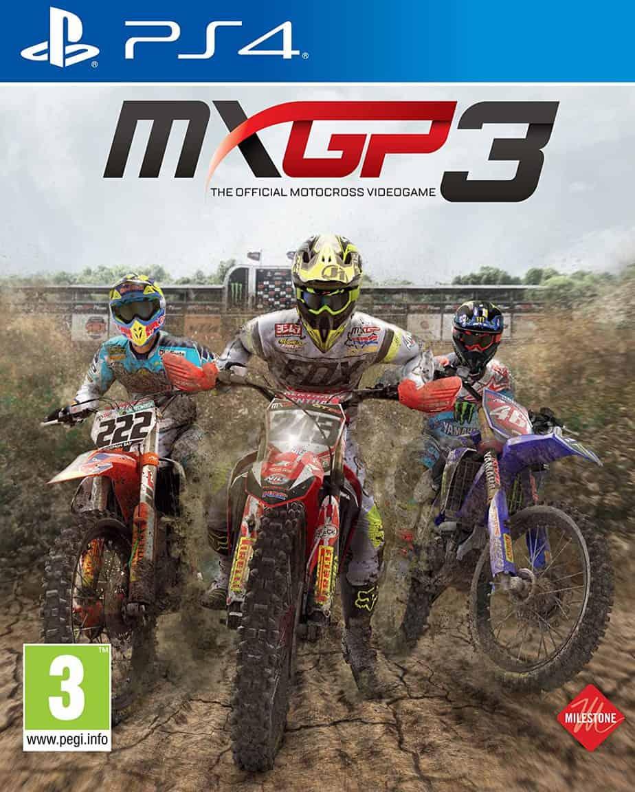 Le jeu vidéo moto The Official Motocross Videogame – MXGP 3
