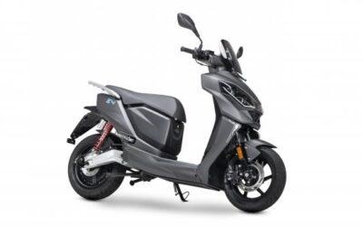 Le scooter électrique Lifan E4 arrive en Europe