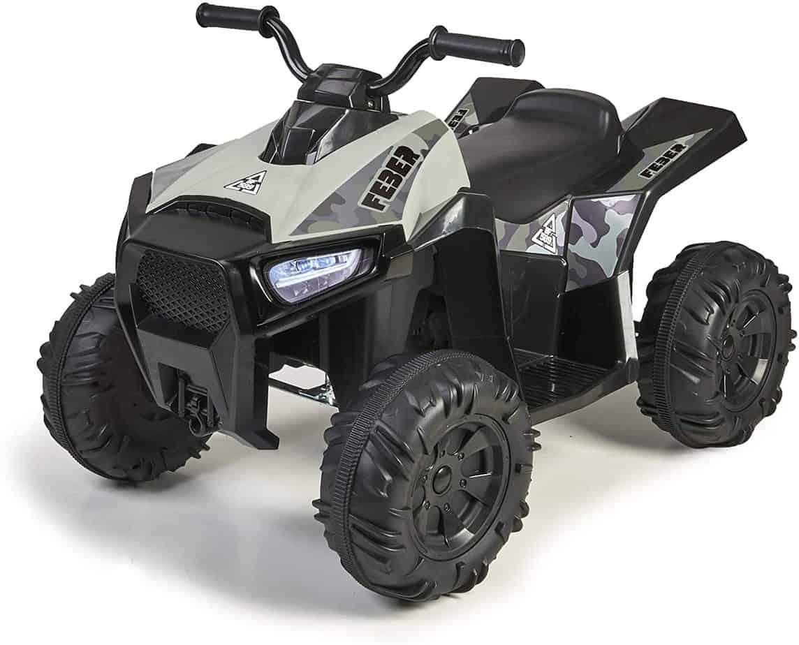 Quad électrique pour enfant Feber Famosa 800012541