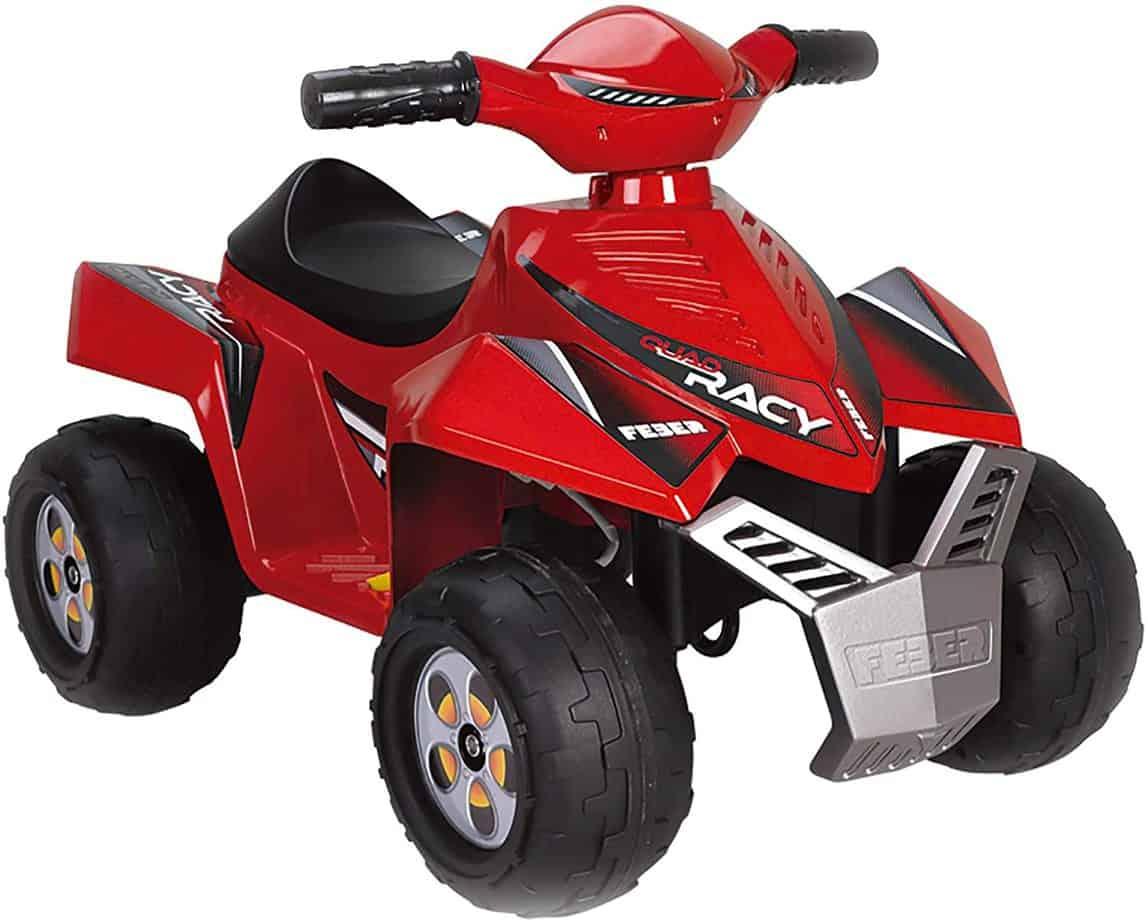 Quad électrique pour enfant Feber Racy Famosa 800011252