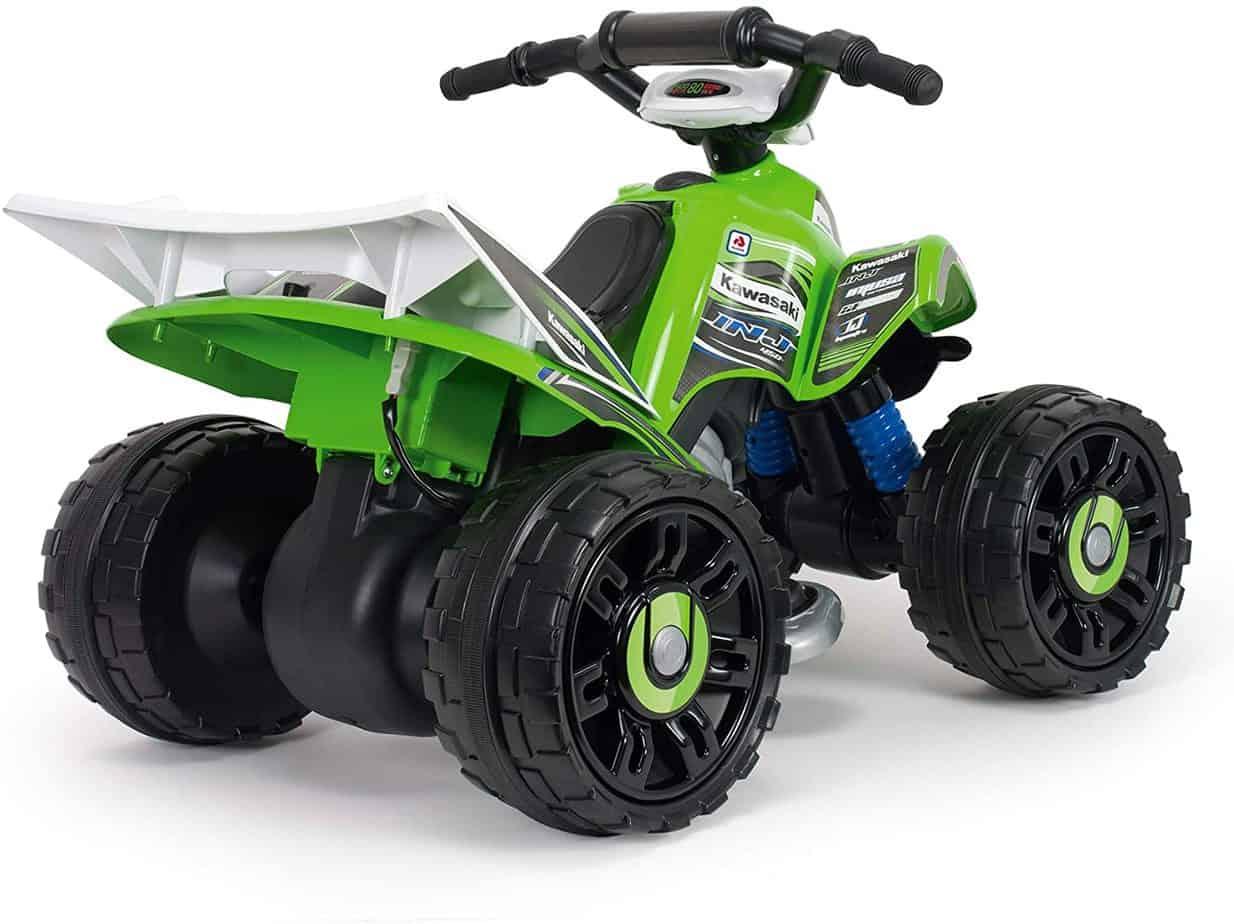 Quad électrique pour enfant Kawasaki ATV Injusa