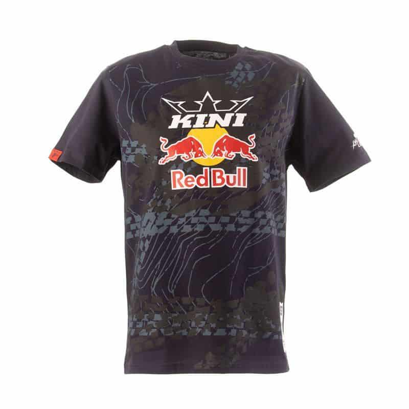 Tee shirt moto Kini Red Bull Topography – Sportswear Cross
