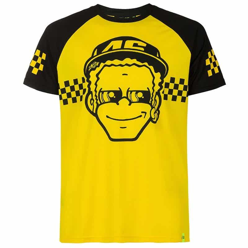 Tee shirt moto VR 46 VR46 – Dottotone