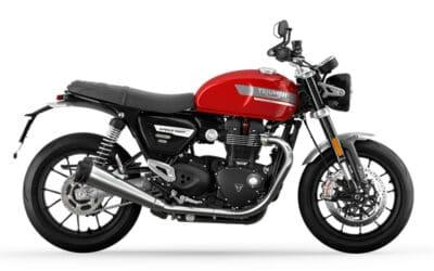 Nouveauté chez Triumph : la moto néo-rétro Speed Twin 2021