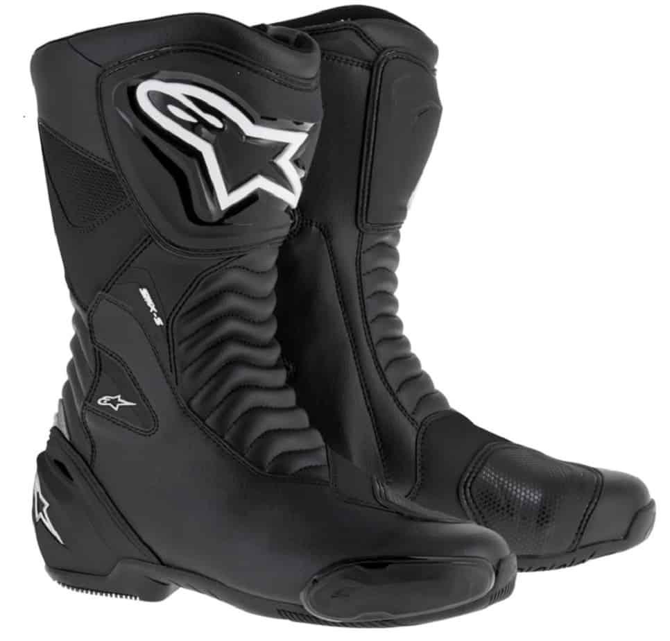 alpinestars bottes noires