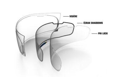 Ecran Shaddows : une grande innovation pour les motards
