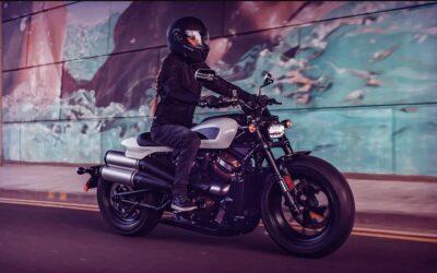 Nouveauté Harley-Davidson : La Sportster S