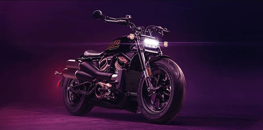 Harley-Davidson Sportster S 2