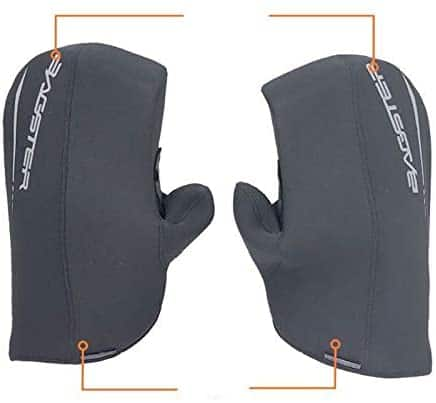 Manchons scooter Bagster Premium XMA020