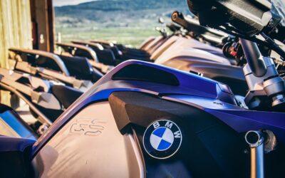 BMW a présenté ses nouveautés moto pour 2022