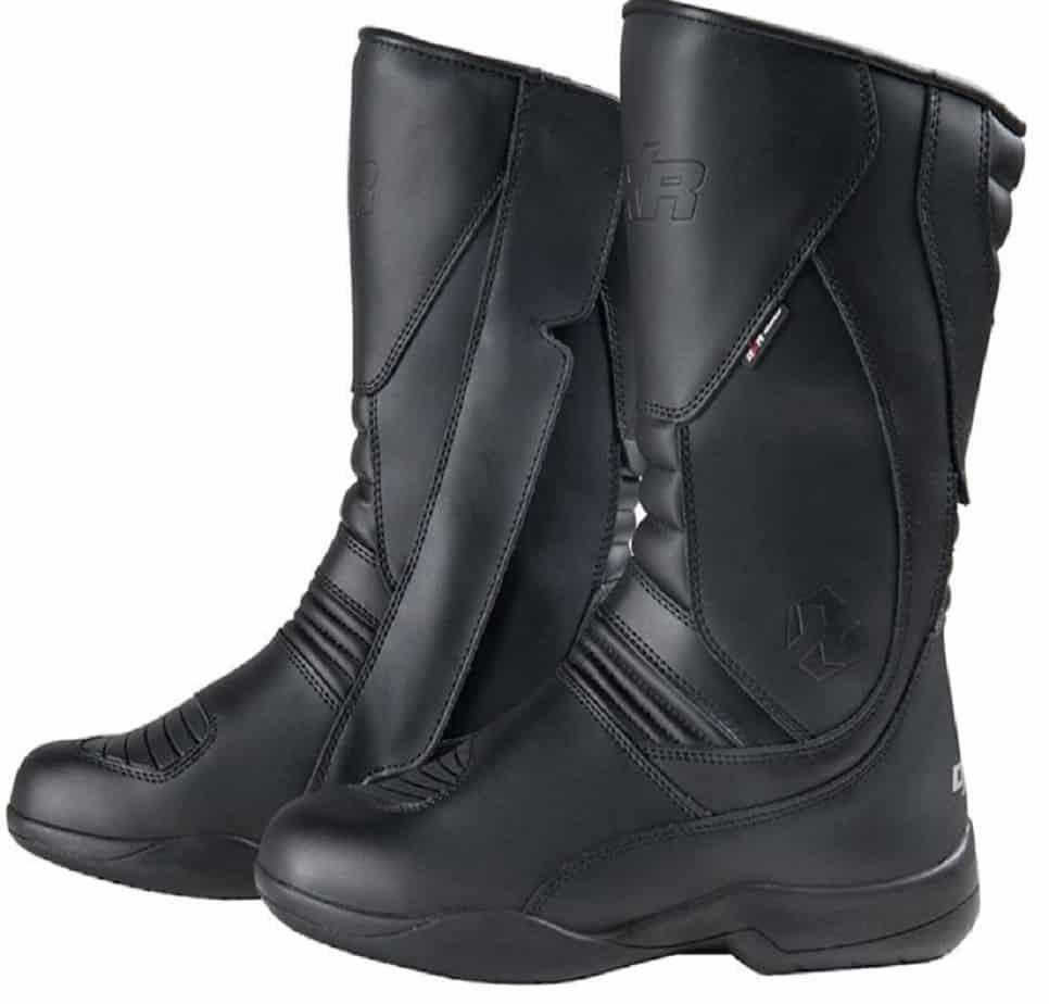 bottes noires Pan Am DXR