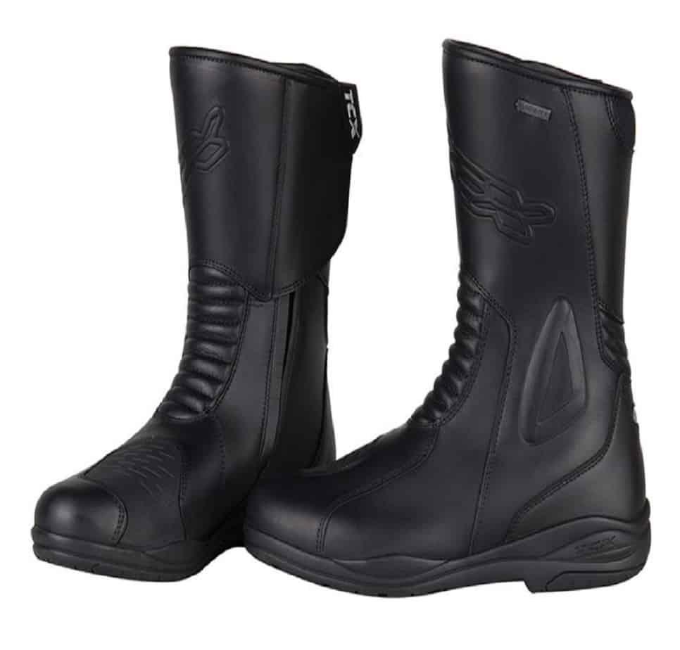TCX boots noires