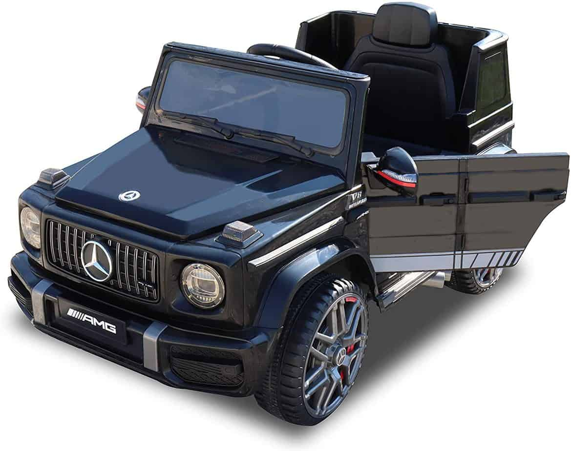 Voiture électrique Riricar Mercedes G Neu