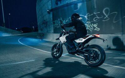 Nouveauté moto électrique : La Zero FXE