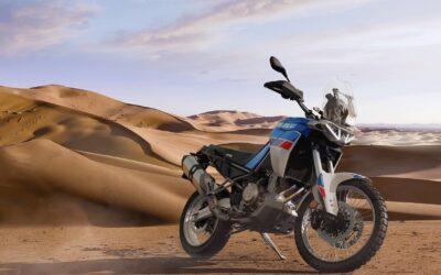 Nouveauté chez Aprilia : La Tuareg 660 2022