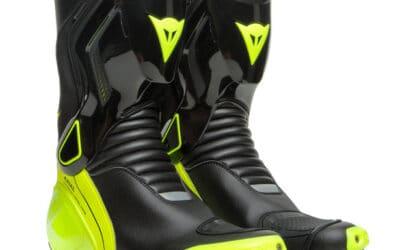 Nouveauté équipement moto : les bottes Dainese Nexus 2 D-WP
