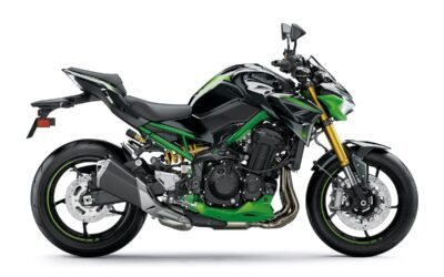 Nouveauté chez Kawasaki : La Z900 SE