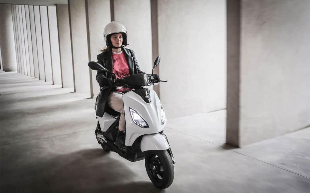 Nouveauté scooter électrique : Le Piaggio 1