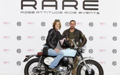 Le Ride And Roses Event 5ème édition se déroulera le 3 octobre